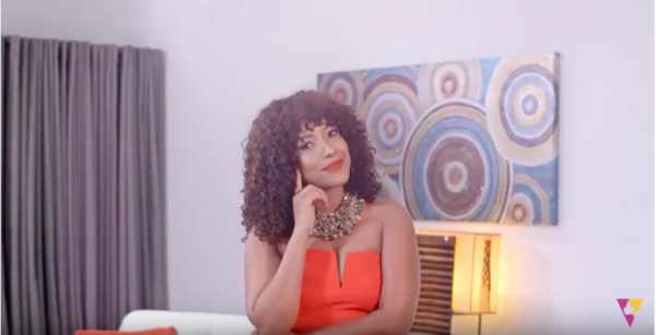 "Video: Joselyn Dumas talks Social Media & Marriage on a New Episode of ""Keeping it Real"""