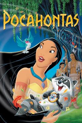 โพคาฮอนทัส - Princess in Disney animation