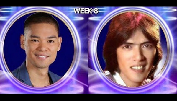 Jay R's impression of Vic Sotto for Week 8.