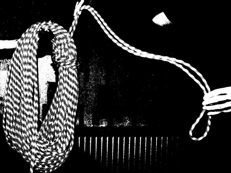 Freiluft-Geckos: -_- Neues Kletterseil richtig abrollen