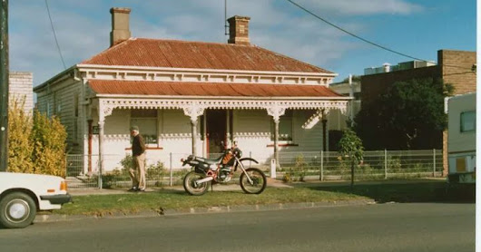 57 Fyans Street, Chilwell - our family's heritage