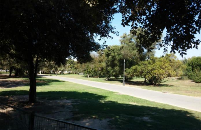 Parque del Alamillo para diisfrutar en familia