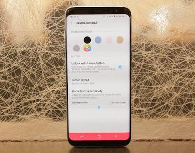 Produk Ponsel Samsung Terbaru