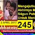 MOHABBATEIN EPISODE 245 MINGGU 2 APRIL 2017: SHAGUN MENIKAH DENGAN MANI!