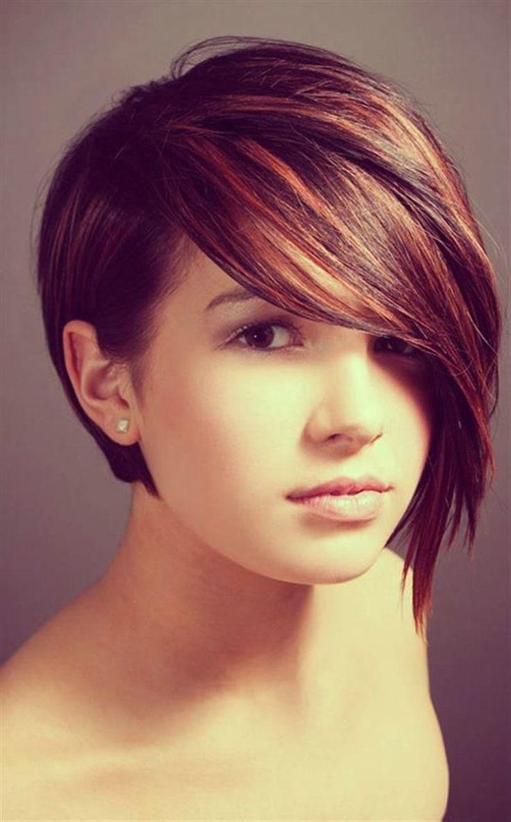 Cortes de peinados cortos para mujer