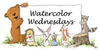 Watercolor Wednesday