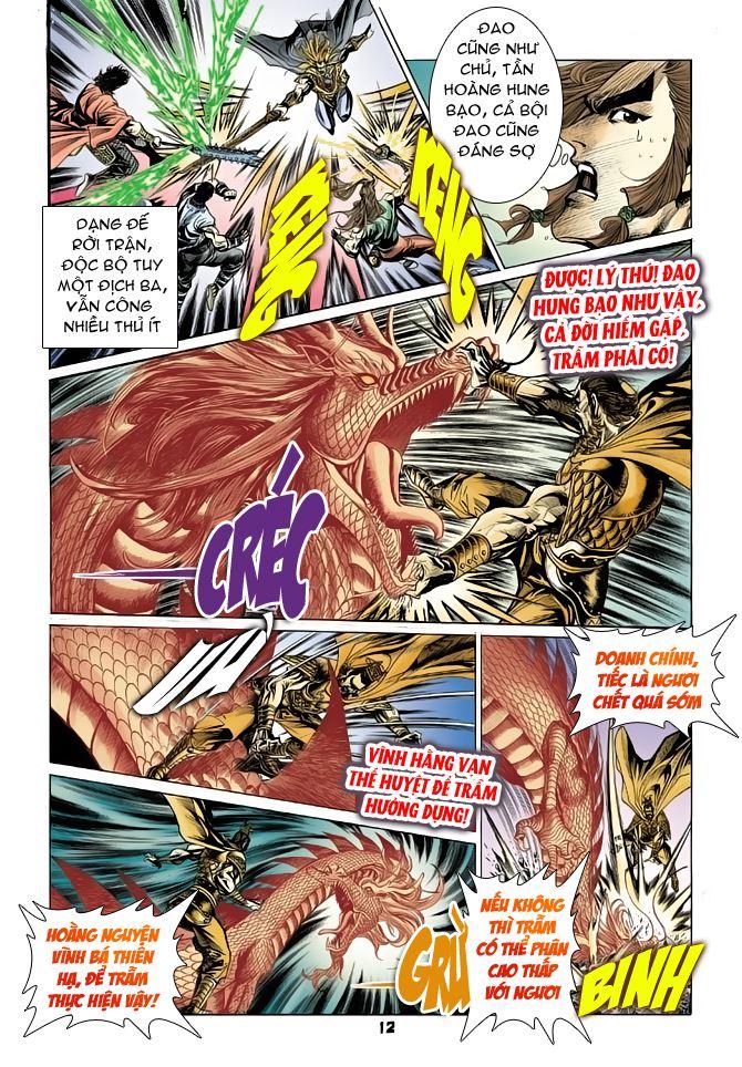 Đại Đường Uy Long chapter 53 trang 12