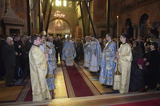 Intrarea in Biserica a Maicii Domnului, Catedrala Mitropolitana Cluj-Napoca