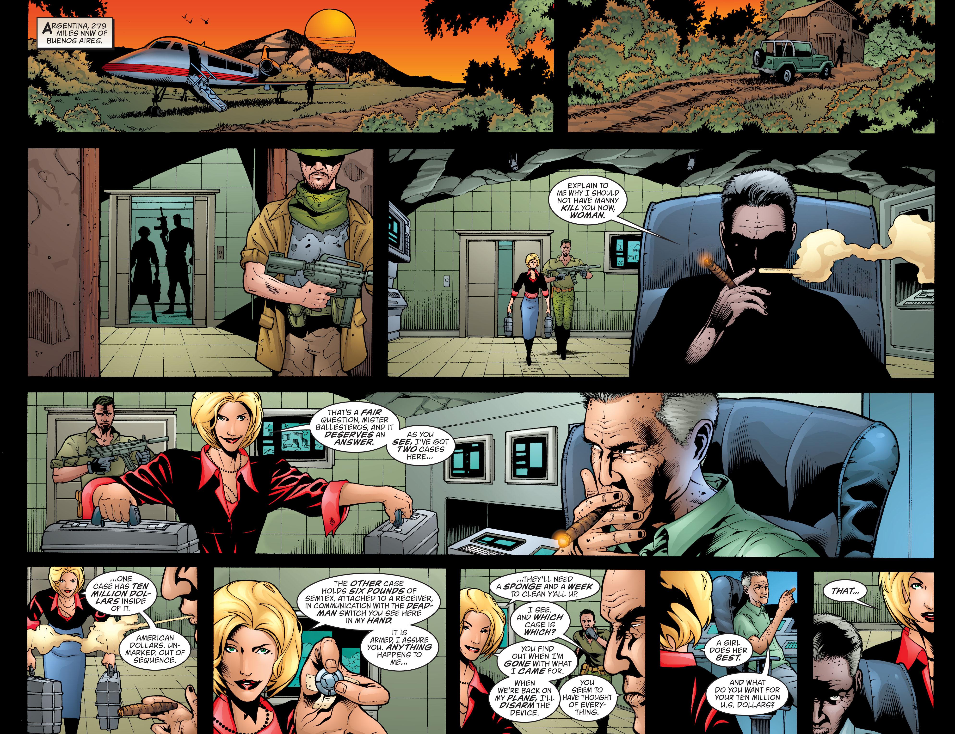 Read online Wonder Woman (1987) comic -  Issue #198 - 21