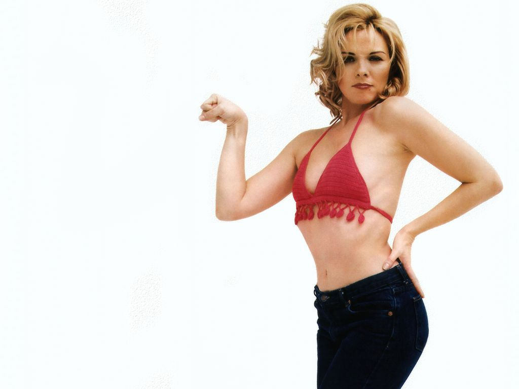 Kim Cattrall Wallpapers - Actress Hollywood