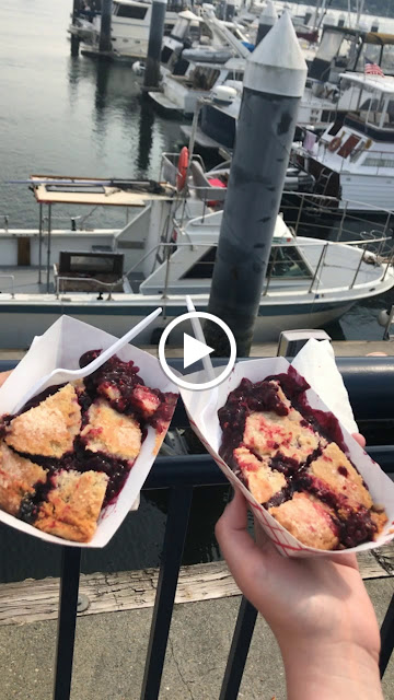 Bremerton Blackberry Pie