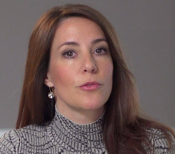 Princess Marie of Denmark released a video message to support new campaign of DanChurchAid, which is against mines