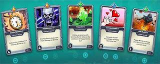 بطاقات لعبة Paladins Cards