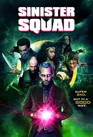 Film Sinister Squad (2016) Full Movie