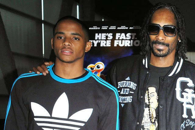 the other paper: Snoop Dogg paid his 6-Year-old son $2K to