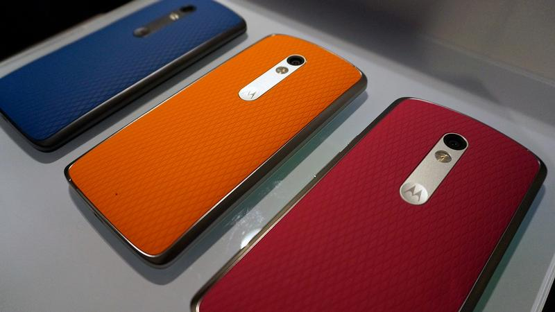 Brigadier Android : Moto X Play to launch in India soon