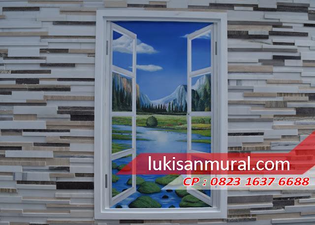 Lukisan Dinding Rumah