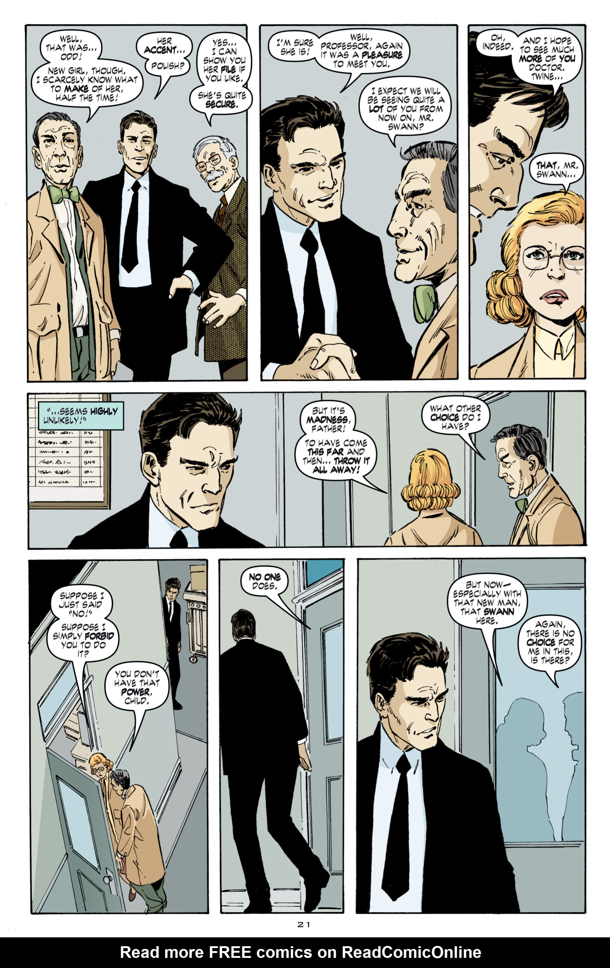 Read online Cold War comic -  Issue # TPB - 29