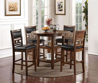 Black Dining Room Placement Ideas 5 pieces