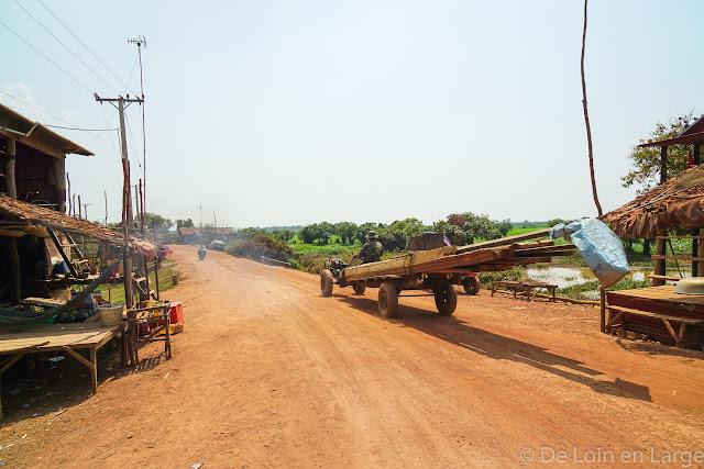 Autour de Siem Reap - Cambodge