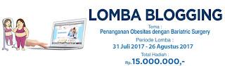 Lomba Blog Omni Hospitals | DL 26 Agt 2017