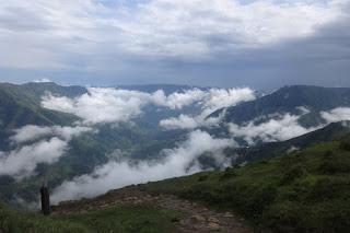 Laitlum Canyons Shillong