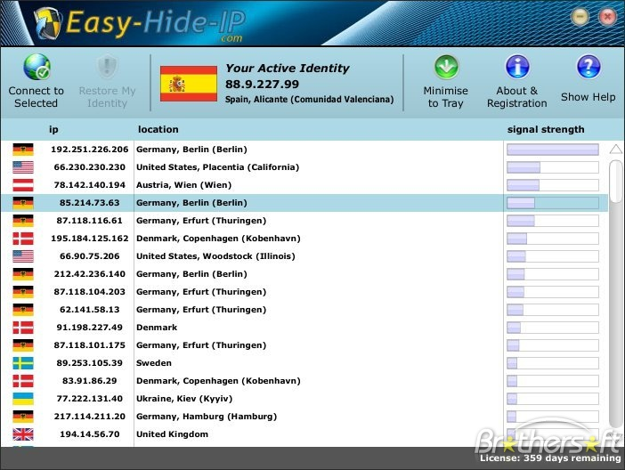 free download ip hider software with crack