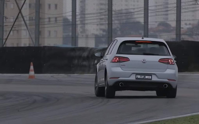 VW Golf GTI 2019 - Fullpower Lap