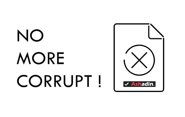 Cara mengatasi File Download yang Corrupt dengan Torrent di jamin 100% Work