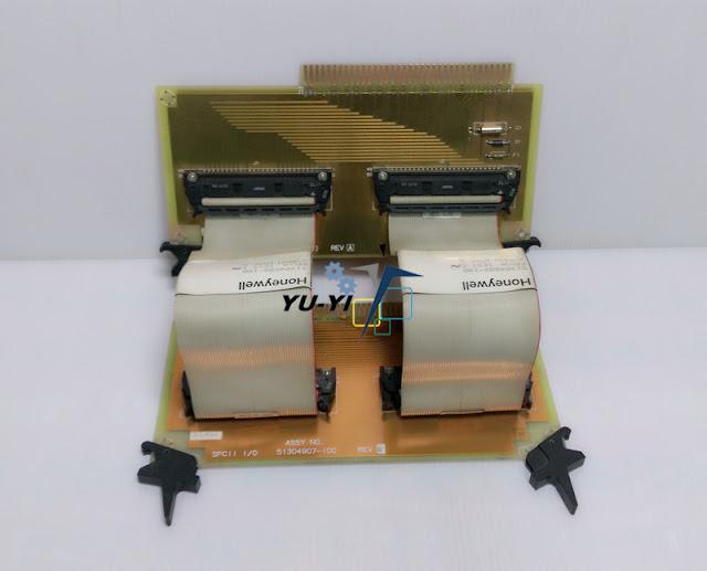 Honeywell SPCII I/O 51304907-100 REV B / 51304808-100 CABLE