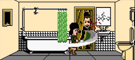 The Shining - 8 Bit Cinema ( 1 Video )