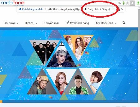 Làm sao để đăng ký tài khoản Portal Mobifone