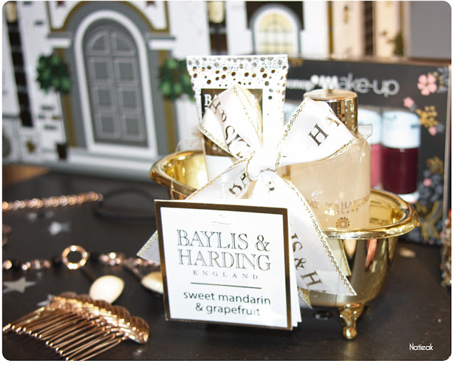 Le coffret baignoire Baydis & Harding