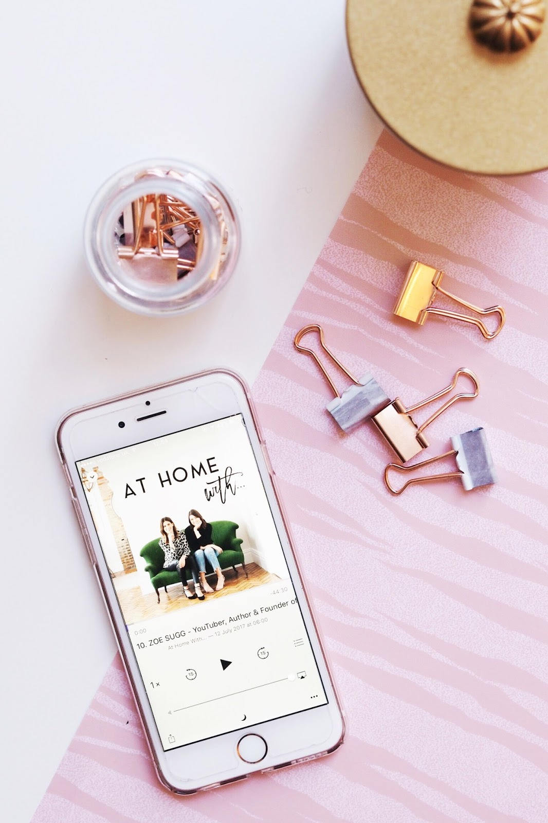 Podcasts for bloggers instagram social media