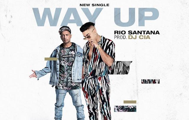O rapper brasileiro radicado no Estados Unidos, Rio Santana lança single com produção do DJ CIA