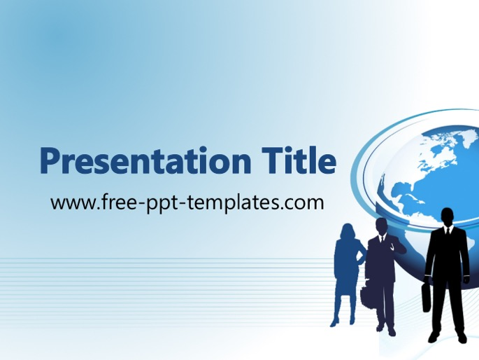 Global Business Ppt Template