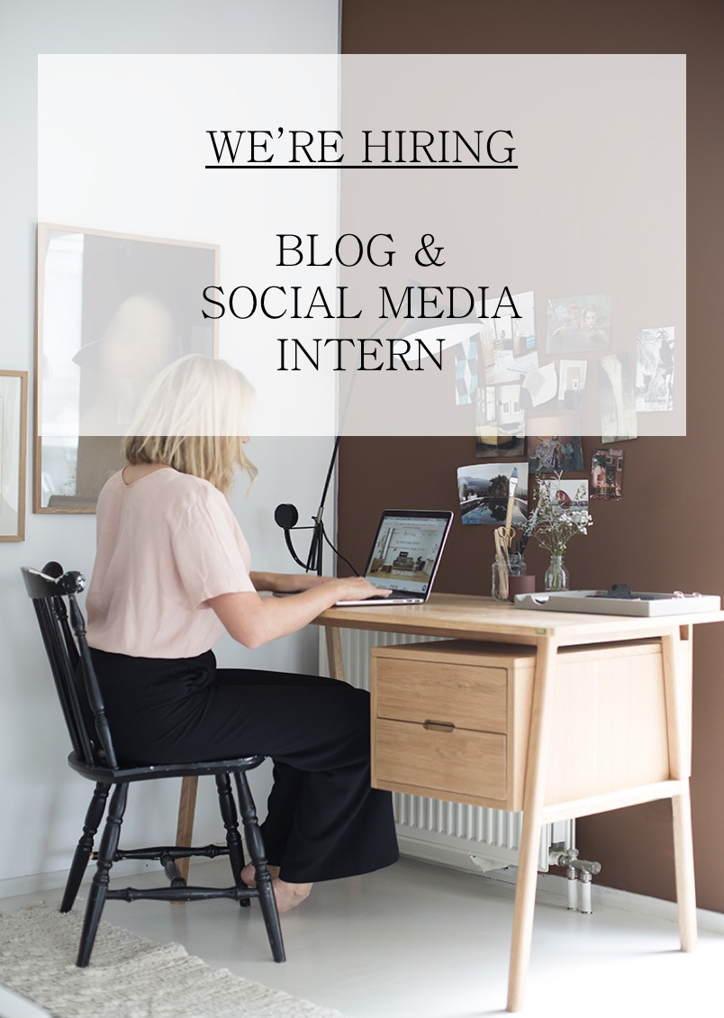 Looking For A 6 Calendar Month Intern!