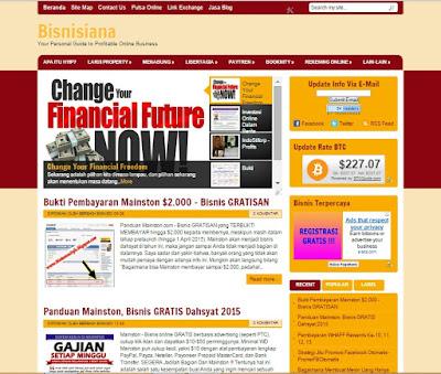 jasa blog kumpula bisnis online