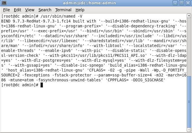 domain update command