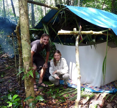 Camping in the Amazon Rainforest. Enjoy the jungle. | Amazon Explorer Iquitos Peru