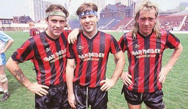Iron Maiden ficha por el Milan