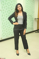 Actress Eesha Looks gorgeous in Blazer and T Shirt at Ami Tumi success meet ~  Exclusive 004.JPG