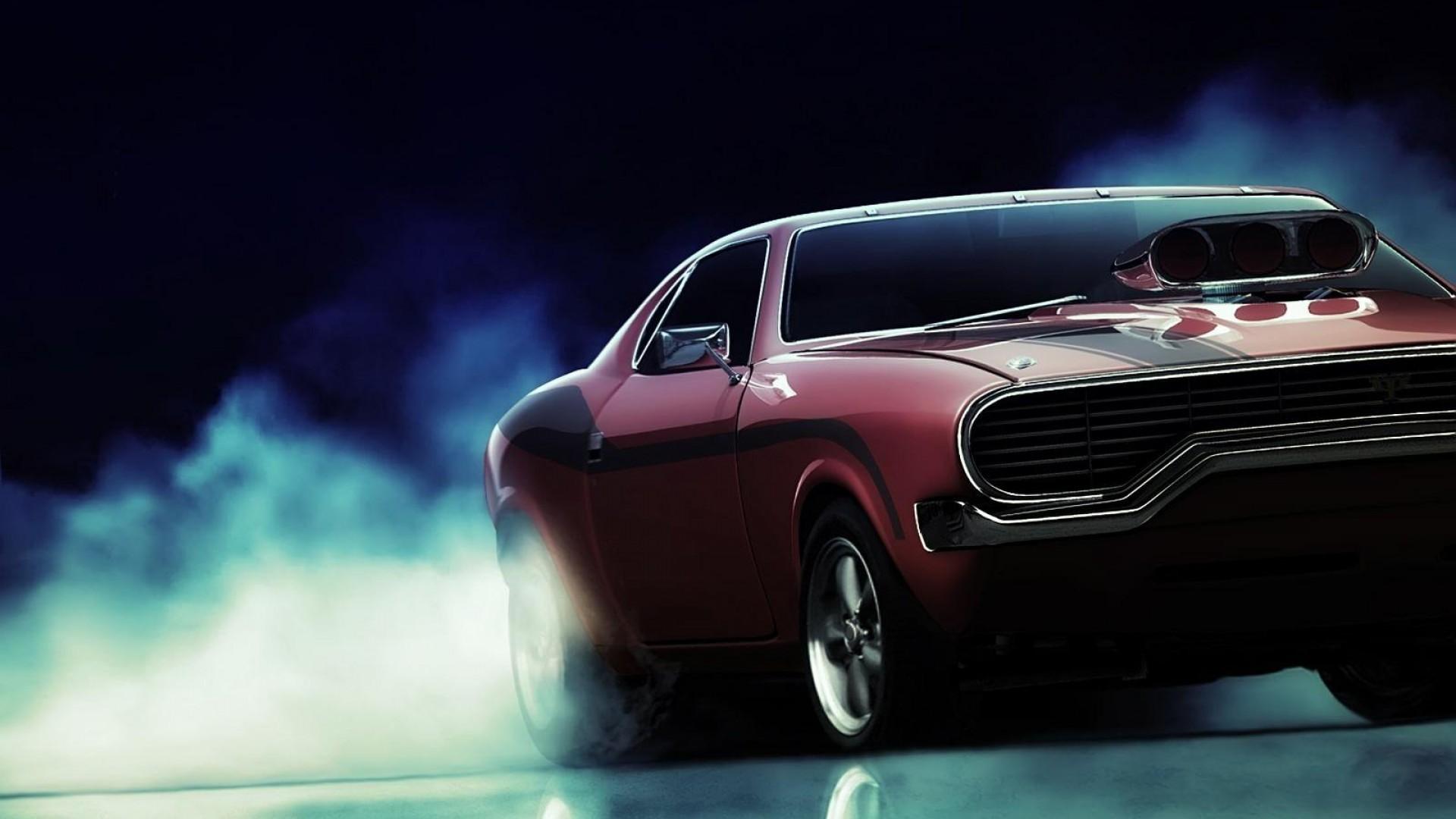 Papel De Parede Carro Tunado Dodge