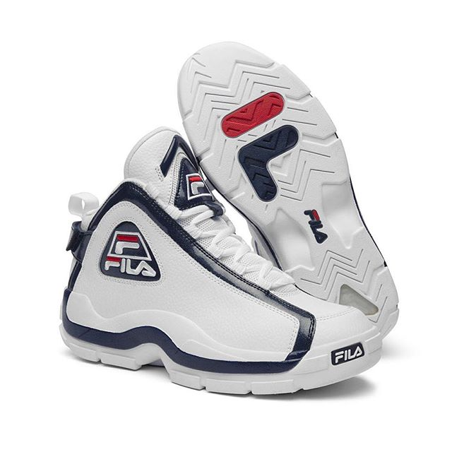 9b9e8085b61f Walters Clothing brings back Fila 96