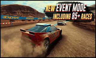 Rally Racer EVO MOD APK Unlimited Money