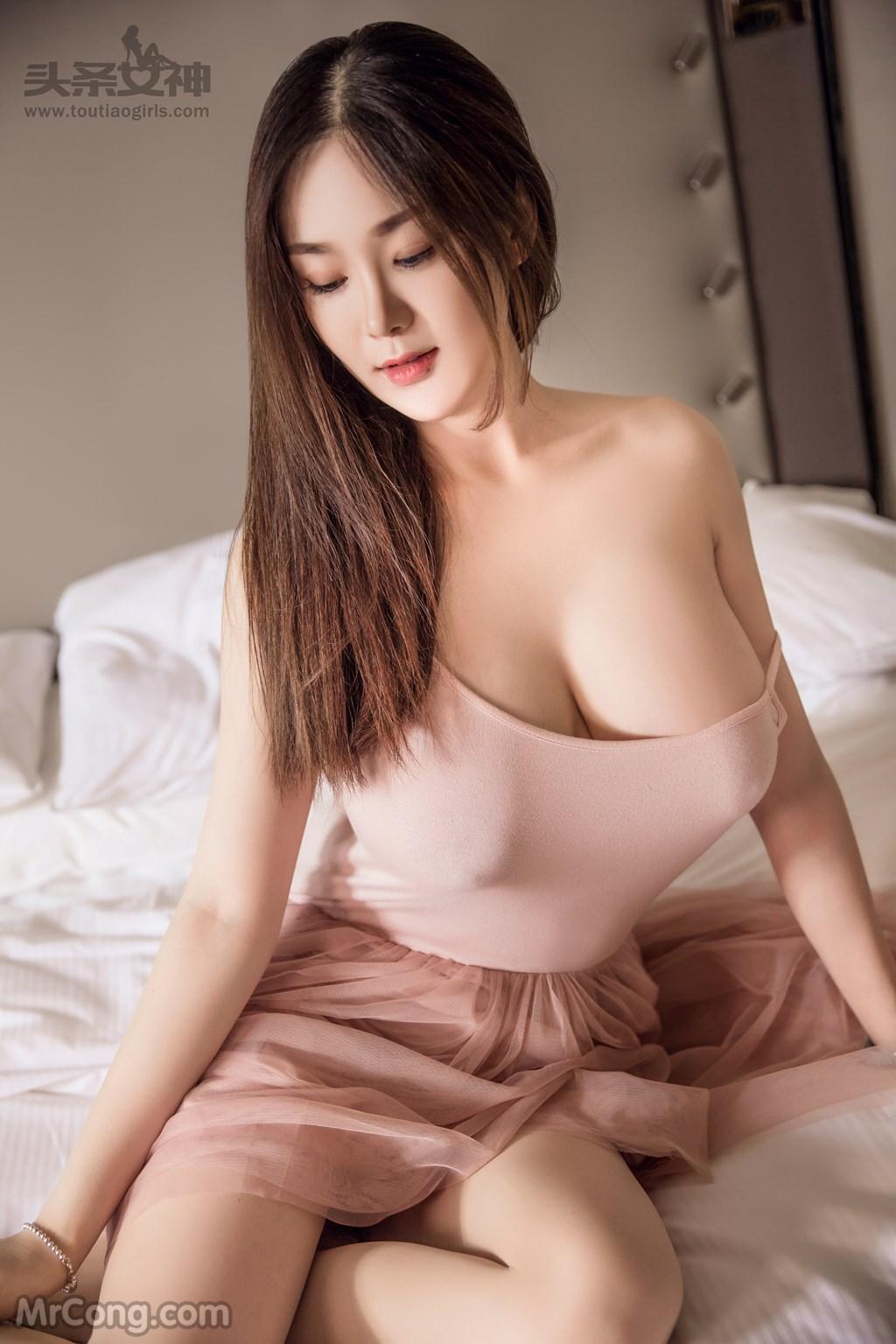 Image TouTiao-2017-05-08-Yi-Yang-MrCong.com-005 in post TouTiao 2017-05-08: Người mẫu Yi Yang (易阳) (30 ảnh)