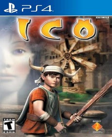 ICO PS2 FOR PS4