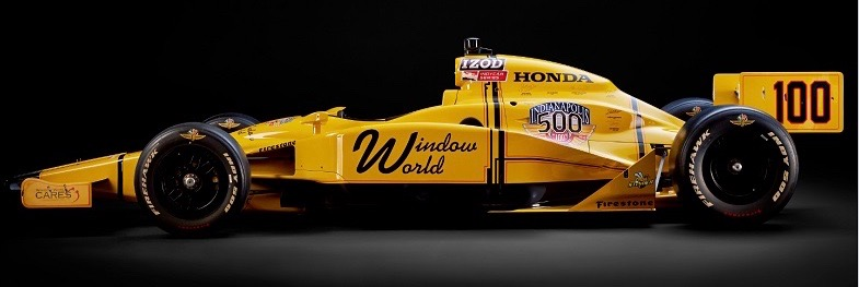 Just A Car Guy The Stinger A New Homage To The Marmon Wasp Indy