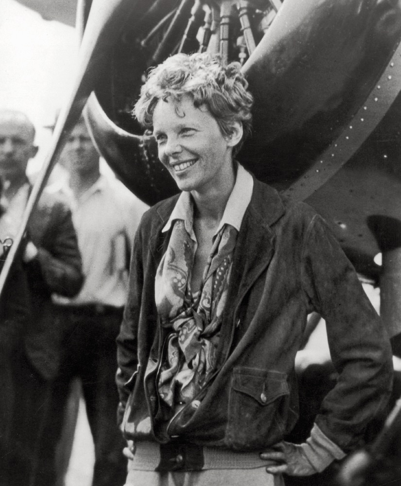 Mississippi Sisters: Tomboy Style: Amelia Earhart