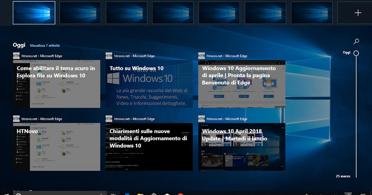 Windows 10 Update Changelog